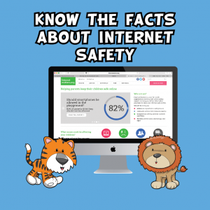 Know The Facts About Internet Safety - Little Rascals